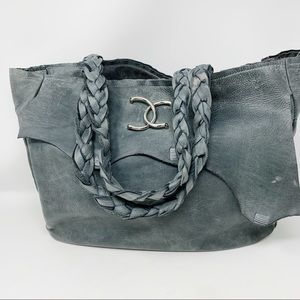 VTG Handmade Leather Tote